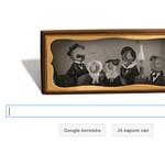 Daguerre előtt tiszteleg a Google