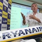 Blöffölt a kettes terminállal is a Ryanair?