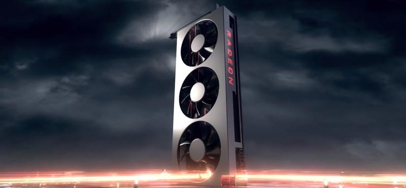 Odáig lesznek a játékosok ezért a videokártyáért, megjött a Radeon VII