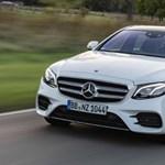 Gázolajos zöld rendszámos: Magyarországon a dízel-hibrid új Mercedes