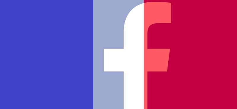 Francia zászlóba borul a Facebook, így cserélheti le ön is a profilképét