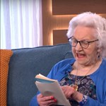 Egész életében írástudatlan volt, 87 évesen tanulni kezdett a nyugdíjas hölgy