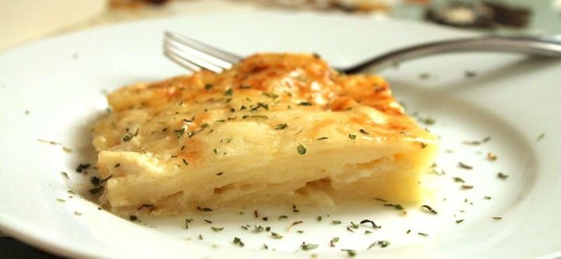 Így készül a tökéletes gratin - recept
