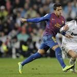 Legyőzte a Barca a Ronaldo nélkül kiálló Realt felkészülési meccsen