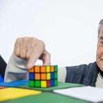 15 milliárdos szabadulószobát épített a világnak Rubik Ernő