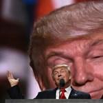Két teljes újságoldalt megtöltöttek Trump válogatott szitkozódásai