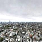 Világrekord fotó: 320 gigapixeles kép Londonról