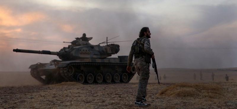 Ankara visszautasította a szíriai hadművelet leállítására felszólító EU-nyilatkozatot