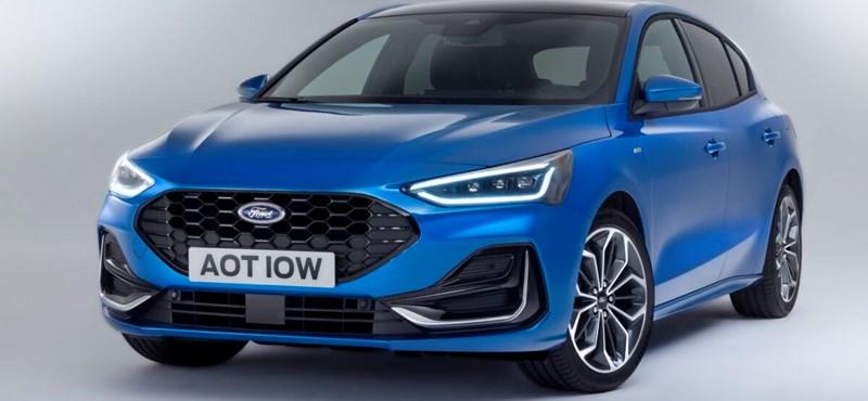 Ford Focus actualizado con pantalla grande y gama de motores más estrecha