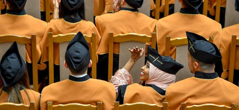 Vannak gimik, ahonnan szinte minden második diák külföldön folytatja