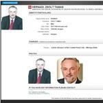 Hernádit ismét körözi az Interpol