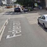 Sárga villogóval bárhol lehet parkolni?