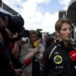 Grosjeannak jót tett az eltiltás