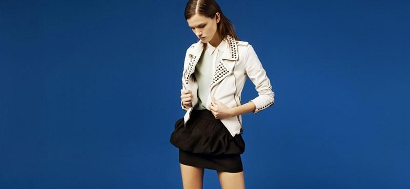 A Zara kollekciója 2012 márciusára