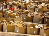 Már évi 107 kiló csomagolást dob ki egy német