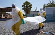 Alvó ügynök: ébredezik az Ebola