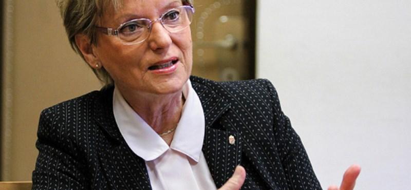 Hoffmann Rózsa: tavasszal elfogadhatják az új oktatási törvényeket
