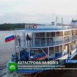 Őrizetben a halálos volgai hajókirándulást szervező cég vezetője