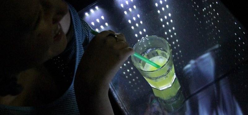 Nem vicc: itt az instant alkohol