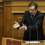 Készek koalícióra lépni a görög konzervatívok