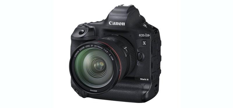 A DSLR nem halott – gondolta a Canon, és bemutatta az egyik legerősebb fényképezőgépet