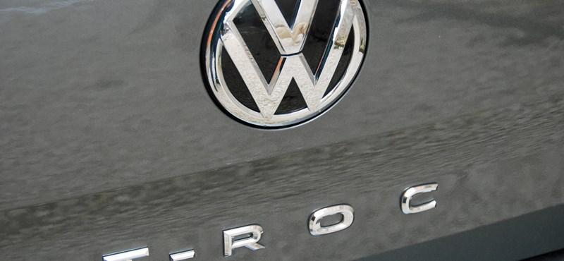 Dízelbotrány: több mint 300 milliárd forintra büntették a Volkswagent