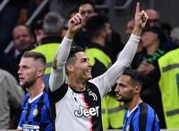 Felépült a koronavírusból Cristiano Ronaldo, jöhet Budapestre is