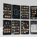 Rendkívül látványos, 3D-s Android felület készül [videó]