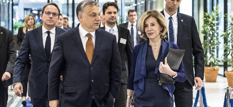 Süddeutsche: Orbán terve most felborulhat Brüsszelben
