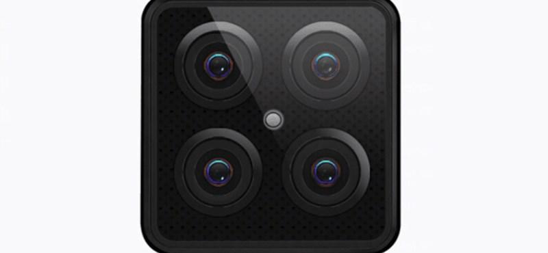 Nem várt fordulat: négykamerás telefont készít a Lenovo is?