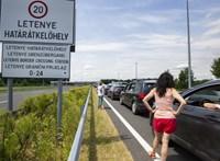 5 perc online kitölteni a horvátországi regisztrációt, de a sort végig kell állni a határon