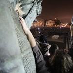 Internetadó ellen a Lendvay utcáig - Nagyítás-fotógaléria