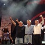 A Pink Floyd újraegyesítésével kampányol egy amerikai elnökaspiráns