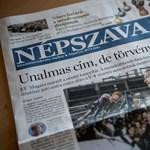 Címlapon szúrt oda az Alkotmánybíróságnak a Népszava