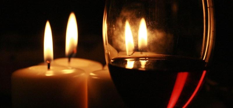 Fogkrém helyett vörösbor