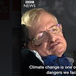Stephen Hawking megmondta a magáét Trumpnak - videó
