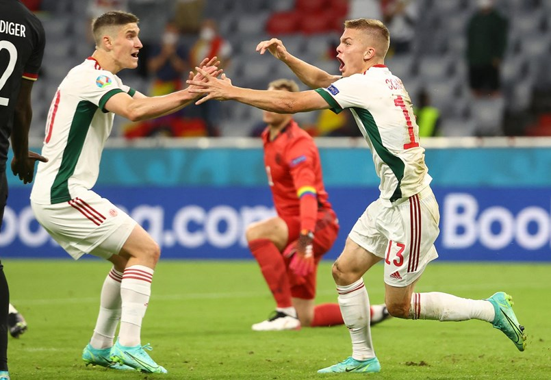 Németország – Magyarország 2-2 – élő közvetítés