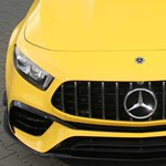 Felhergelték a kecskeméti kis Mercedest, 324 km/h a végsebessége