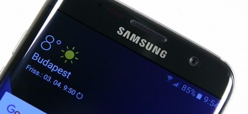 Már szivárognak az infók: ilyen lehet a Samsung Galaxy S8