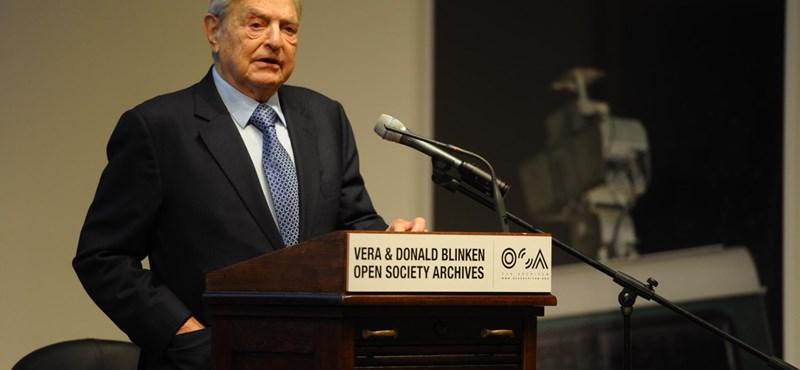 Kinek a kampányát támogatja Soros több millió dollárral?