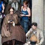 Fotók: újabb sztárok forgatnak Budapesten
