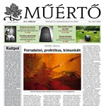 Megjelent a Műértő februári lapszáma