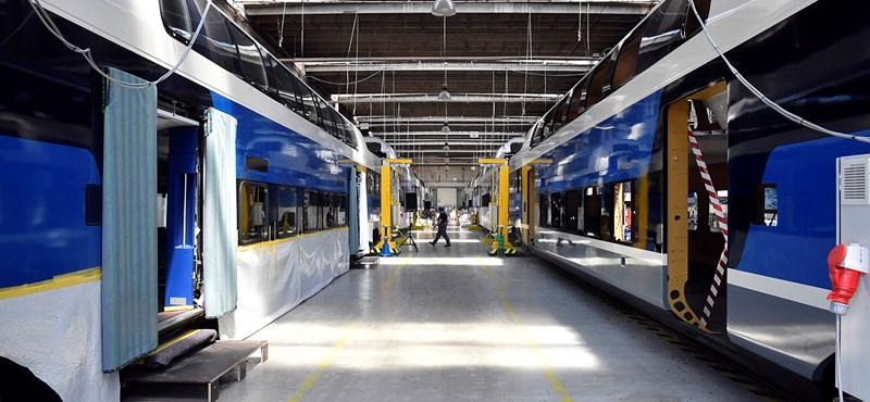 Több tízmillió euróból fejlesztik a Dunakeszi Járműjavítót, de még nem tudni, mit gyártanak majd ott