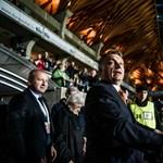 A felcsúti foci vezetői belátták: hiába próbálkoznak, üres marad a stadion