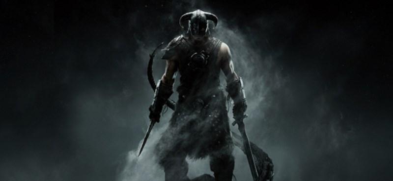 Skyrim - 2011 legtöbbet játszott szerepjátéka