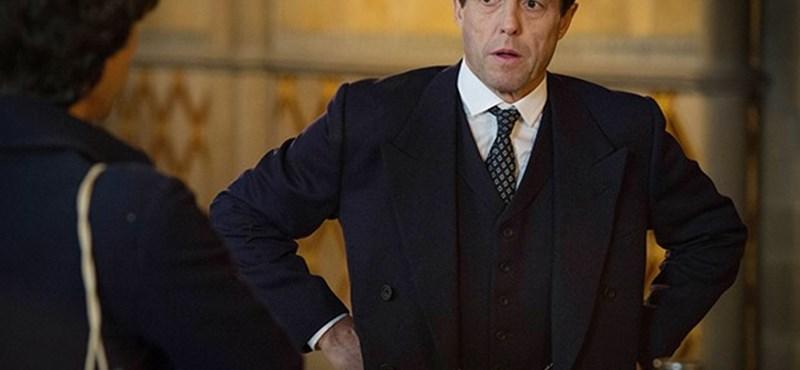Csoda történik: megnősül Hugh Grant