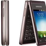 Egy újabb különleges telefon a Samsungtól