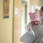 Vidéken kislány, Pesten kisfiú lett az első újévi baba
