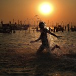 Akár 30 millióan is megfürödhetnek ma a Gangesznél