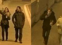 Videó: Sétáló pár törte le brahiból a Margit híd kőkeresztjeit